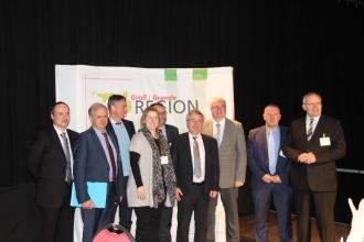 Ministerkonferenz für Tourismus in Marche-en-Famenne