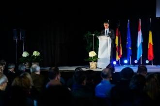 Manifestation de lancement du Programme INTERREG VA Grande Région